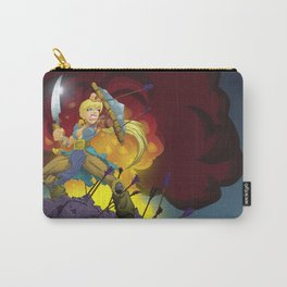 Warrior Woman Carry-All Pouch