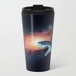 Space Shark Travel Mug