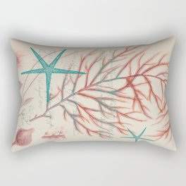 Sea Life 3  Rectangular Pillow