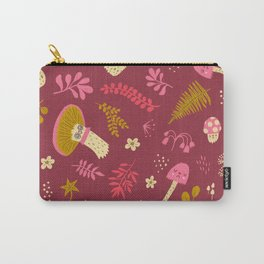 Fungi Friends Carry-All Pouch
