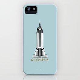 Olympus (Percy Jackson) iPhone Case