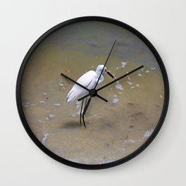 Dangerous Pursuit Wall Clock