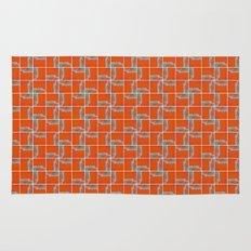 Wall Pattern Rug
