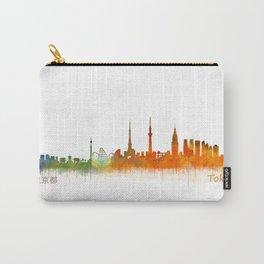 Tokyo City Skyline Hq V2 Carry-All Pouch