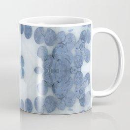 Sea Shell Disco Powder Blue Coffee Mug