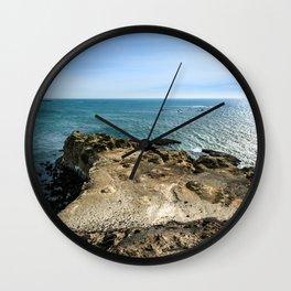 Devils Backbone Wall Clock