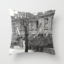 BATTERSEA PARK Throw Pillow