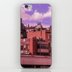 Sherbrooke by Jean-Françcois Dupuis iPhone Skin