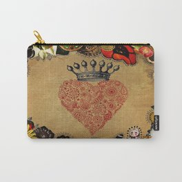 The Claddagh Carry-All Pouch