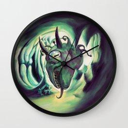 Pterois, Eye Tyrant Wall Clock