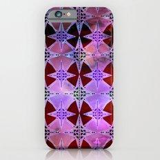 Bohemian Night Sky -Purple Slim Case iPhone 6s