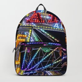 Ferris Wheel at Carnival Backpack