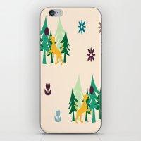 beagle iPhone & iPod Skins featuring Beagle by BruxaMagica_susycosta