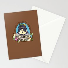 Millennial Falcon Stationery Cards
