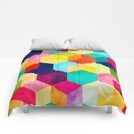 Hexa Comforters