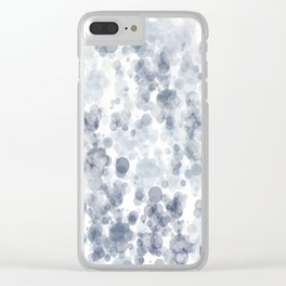 Abstract pattern 5 Clear iPhone Case