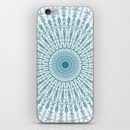 Bayou Blue iPhone Skin