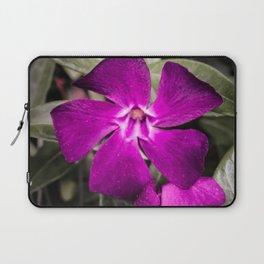 Purple Periwinkle Laptop Sleeve