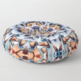 Abstract Perceptions Floor Pillow