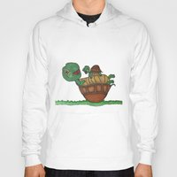 turtles Hoodies featuring Turtles by BNK Design