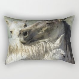 Surrounded by Love Rectangular Pillow