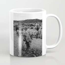 Cholla Cactus Garden V Coffee Mug