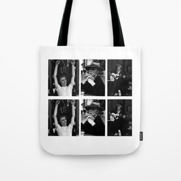 Blackstars and Dukes Tote Bag