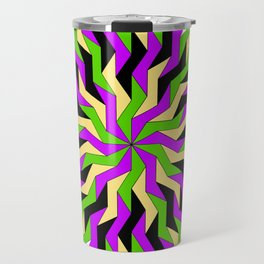 Lightning Wheel Travel Mug