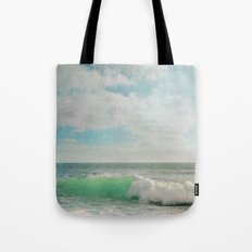 The Painted Sea Tote Bag