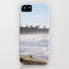 Lifeguard Tower on the Beach iPhone Case