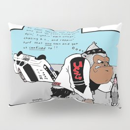 Urban Street Guerrilla Pillow Sham