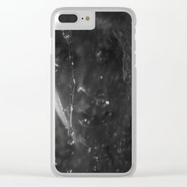 Untitled 6 Clear iPhone Case
