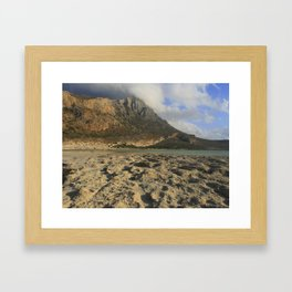 Crete, Greece Framed Art Print