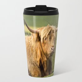 Handlebar Horns Travel Mug