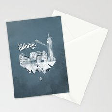 Sick City Stationery Cards