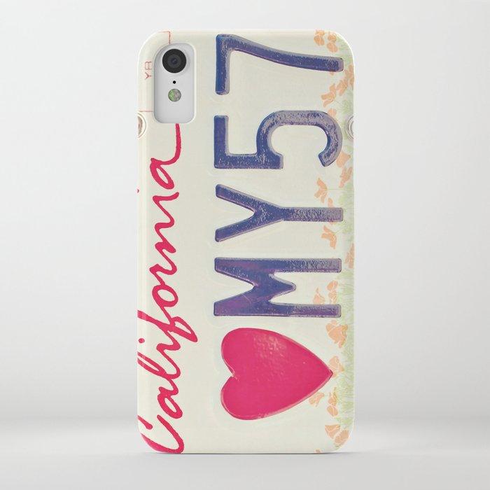 Hello Love iPhone Case