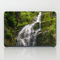 waterfall iPad Cases featuring Waterfall by Pati Designs
