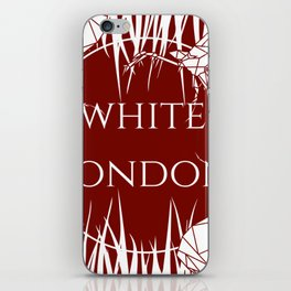 White London iPhone Skin
