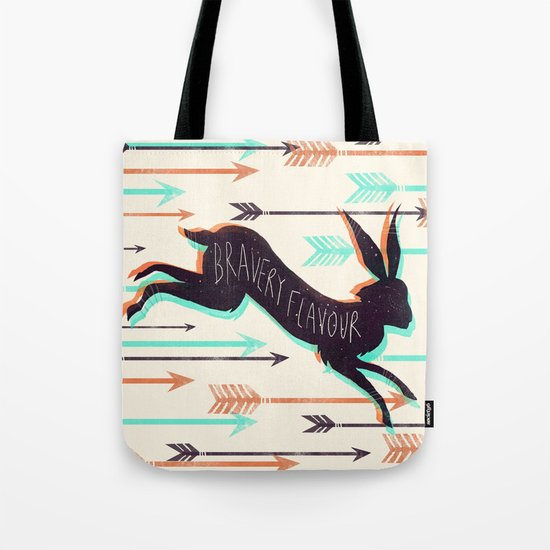 Bravery Flavour  Tote Bag