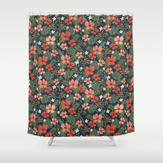 Tropic Blooms Shower Curtain