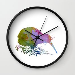 Kiwi Bird Wall Clock