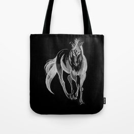 Being A Strong Horse Tote Bag
