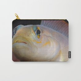 Goby Fish Staring Face Carry-All Pouch