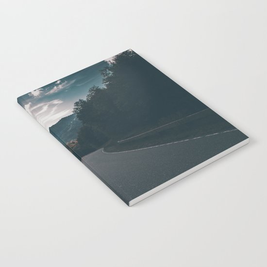 Road #Trees Notebook