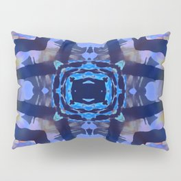 Indigo Portal Pillow Sham