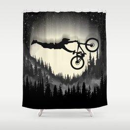 MTB Trickz S Shower Curtain