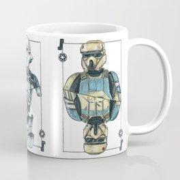 Rogue One Playing Cards Coffee Mug
