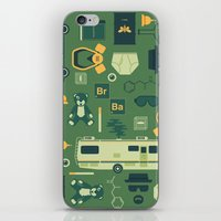 breaking iPhone & iPod Skins featuring Breaking Bad by Tracie Andrews