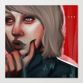 Taboo. Canvas Print