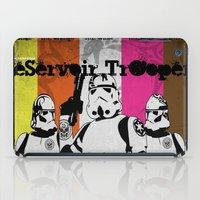 reservoir dogs iPad Cases featuring ReServoir TrOopers by PIXEL MUNKI